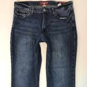 Lucky Brand Mens 367 Vintage Boot Jeans Sz 36x32
